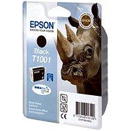 Tintapatron Epson T1001 fekete - Cartridge