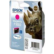 Tintapatron Epson T1003 magenta - Cartridge