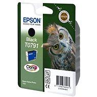 Tintapatron Epson T0791 fekete - Cartridge