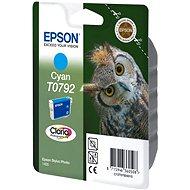 Tintapatron Epson T0792 cián - Cartridge