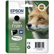 Epson T1281 fekete - Tintapatron