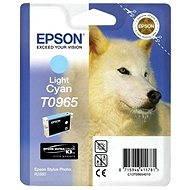 Epson T0965 világos cián - Tintapatron