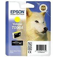 Epson T0964 sárga - Tintapatron