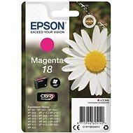 Epson T1803 magenta - Tintapatron