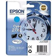 Epson C13T27124010 27XL tintapatron - cián - Tintapatron