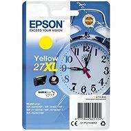Epson C13T27144010 27XL tintapatron - borostyán - Tintapatron