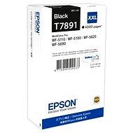 Epson C13T789140 79XXL tintapatron - fekete - Tintapatron