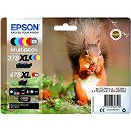 Epson 378XL + 478XL multipack - Tintapatron