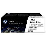 HP CF410XD sz. 410X 2-Pack fekete - Toner
