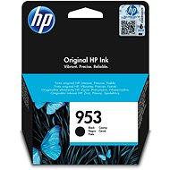 HP No. 953. L0S58AE fekete - Tintapatron