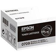 Epson S050709 fekete - Toner