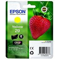 Epson T2984 sárga - Tintapatron