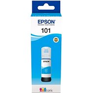 Epson 101 EcoTank Cyan ink bottle ciánkék - Tintapatron