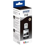 Epson 112 EcoTank Pigment Black Ink Bottle - fekete - Tintapatron