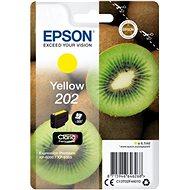 Epson 202 Claria Premium sárga - Tintapatron