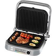 SENCOR SBG 6231SS Automatic  XL+ - Elektromos grill