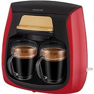 SENCOR SCE 2101RD - Filteres kávéfőző