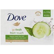 DOVE Go Fresh friss illatú krémes szappan 4x100 g - Szappan