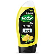 RADOX Men Feel heroic lemon & tea tree 2in1 250 ml - Férfi tusfürdő