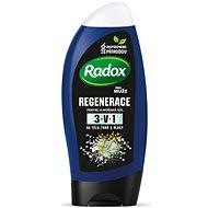RADOX Men Feel Stimulated 2 az 1-ben naranccsal és teafával 250 ml - Férfi tusfürdő