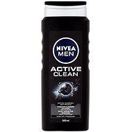 NIVEA MEN Active Clean - Férfi tusfürdő