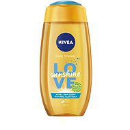 Tusfürdő zselé NIVEA Sunshine Love Shower Gel 250 ml - Sprchový gel