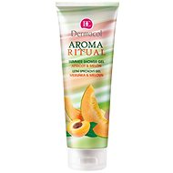 DERMACOL Aroma Ritual Apricot & Melon Summer Shower Gel 250 ml - Tusfürdő zselé