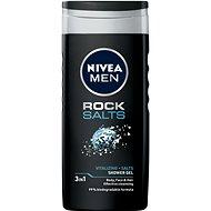 NIVEA MEN Rock Salt Shower Gel 250 ml - Férfi tusfürdő
