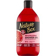 NATURE BOX Shower Gel Pomegranate 385 ml - Tusfürdő