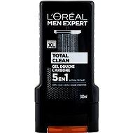ĽORÉAL PARIS Men Expert Total Clean Shower Gel 300 ml - Férfi tusfürdő