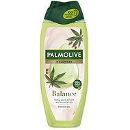 PALMOLIVE Natural Wellness Hemp Shower Gel 500 ml