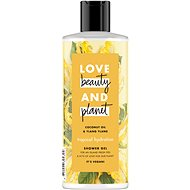 LOVE BEAUTY AND PLANET Tropical Hydratation Shower Gel 500 ml - Tusfürdő zselé