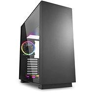 Sharkoon PURE STEEL RGB - Számítógépház