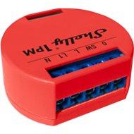 Shelly 1PM, kapcsoló modul fogyasztásméréssel 1x16A, WiFi - WiFi kapcsoló