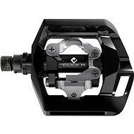 Shimano MTB PD-T421 CLICK'R pedál SM-SH56 stoplikkal fekete - Pedál
