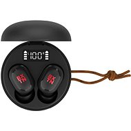 Buxton REI-TW 051 BLACK - Vezeték nélküli fül-/fejhallgató