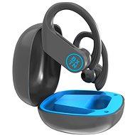 Buxton REI-TW 300 DARK GREY IPX7 TWS - Vezeték nélküli fül-/fejhallgató