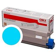 OKI 46861307 - ciánkék - Toner