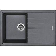 Sinks BEST 780 Titanium - Mosogatótálca