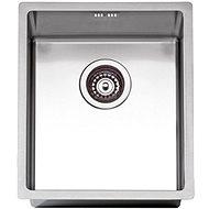 Sinks BOX 390 RO 1,0 mm - Rozsdamentes acél mosogató