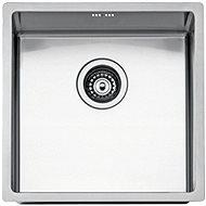 Mosogatók BOX 450 RO 1,0 mm - Rozsdamentes acél mosogató