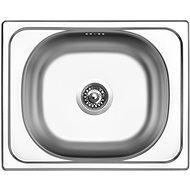 Sinks CLASSIC 500 V 0.6 mm matt - Mosogatótálca