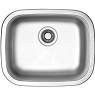 Sinks NEPTUNE 526 V 0,6 mm matt - Rozsdamentes acél mosogató
