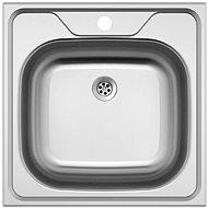 SINKS CLASSIC 480 M 0,6mm - matt - Rozsdamentes acél mosogató