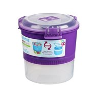 Sistema Lunch Stack To Go Purple Online 965ml (3)