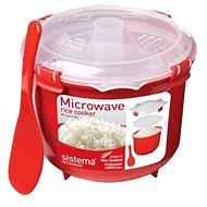 SISTEMA 2.6L Rice Steamer Microwave - Tartozék
