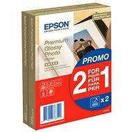 Epson Premium Glossy Photo 10x15 cm 40 lap - Fotópapír