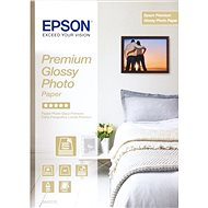Epson Premium Glossy Photo Paper A4 15 lap - Fotópapír