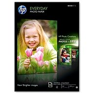 HP Everyday Photo Paper Gloss - Fotópapír