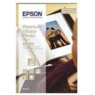 Epson Premium Glossy Photo Fotópapír - Fotópapír